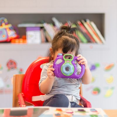 Playgroup for Children with Developmental Delays - Group 2