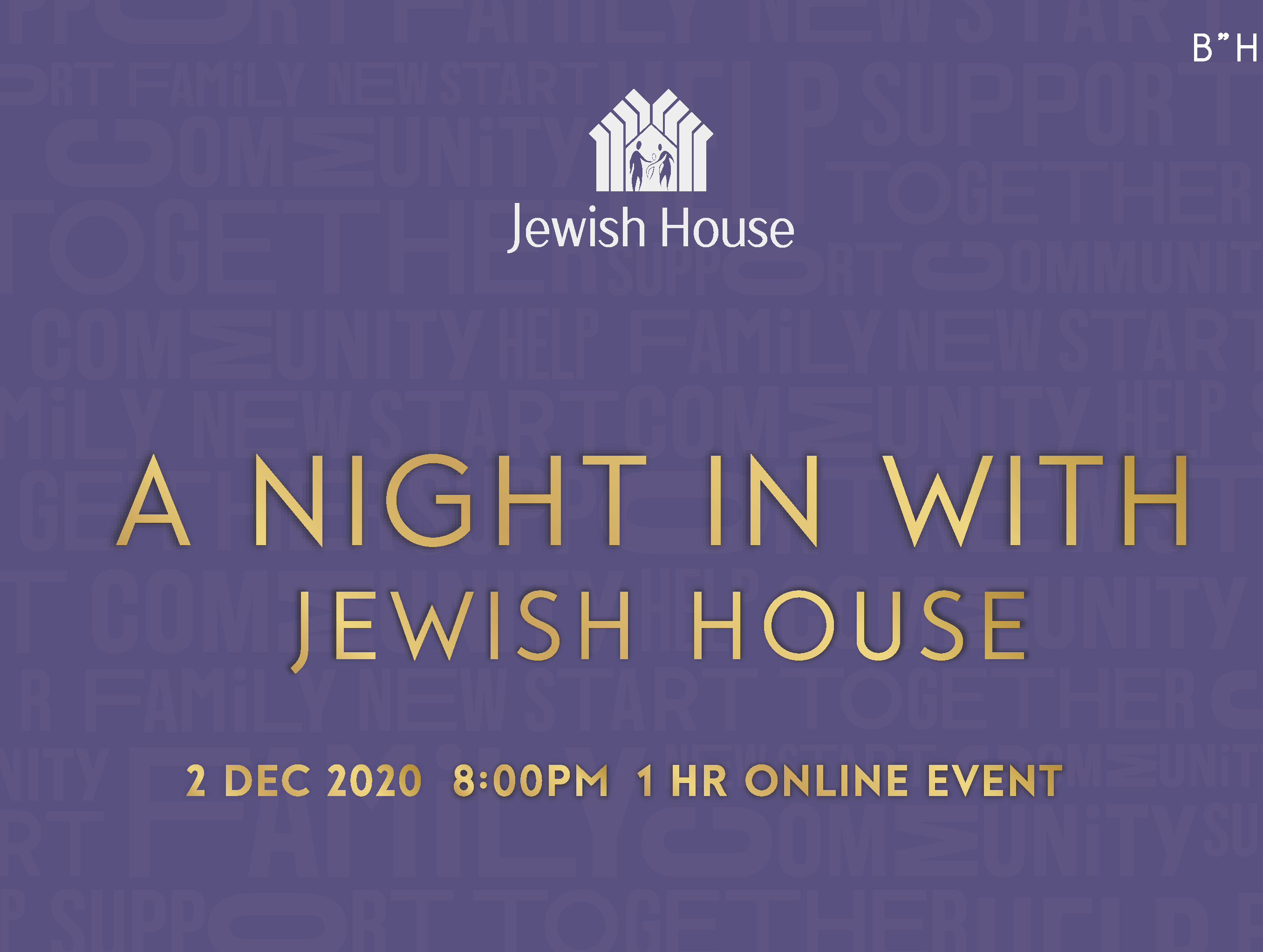 A Night in with Jewish House