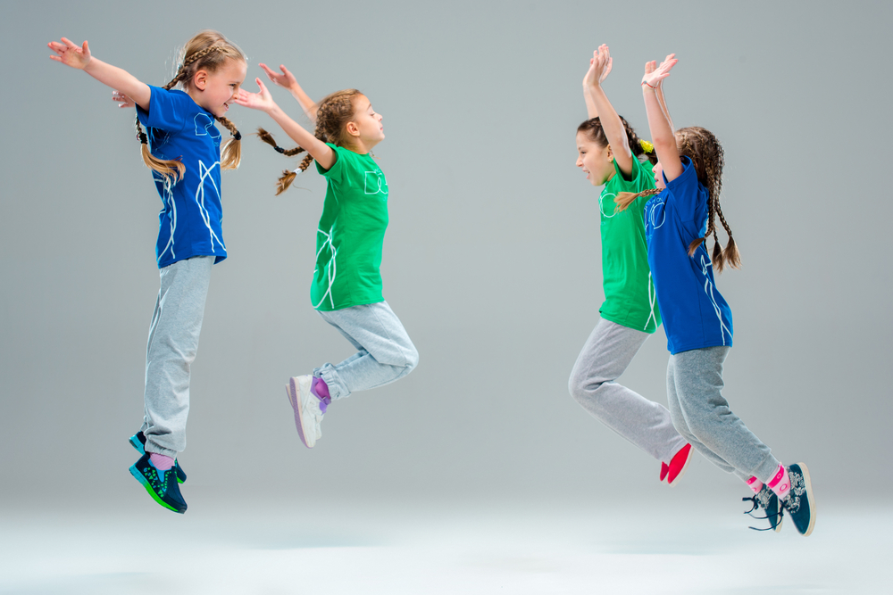 Movement for Growth Girls